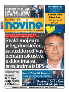 dnevnenovine/6. maj 2021.